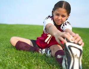 Спортивный ребенок