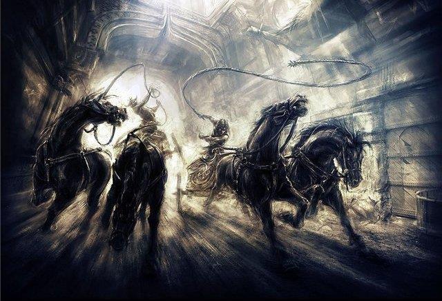 К чему снится черный конь?