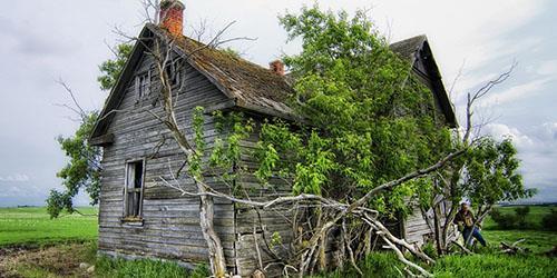 к чему снятся старые постройки