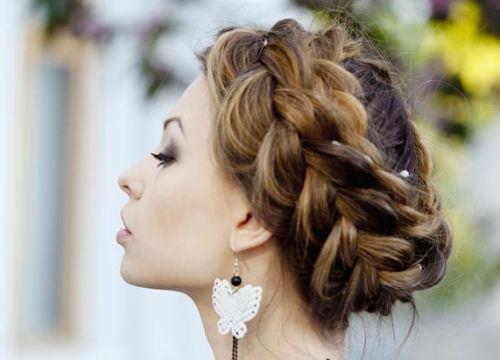 Отросшие корни волос сонник