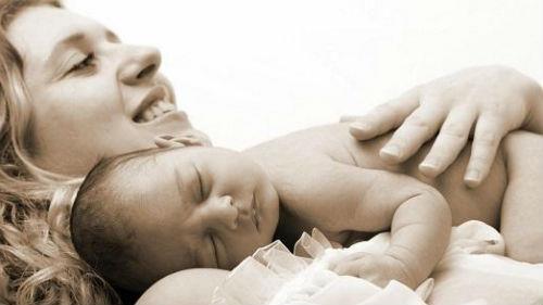 родить младенца мальчика