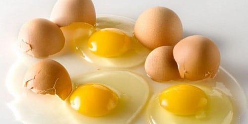 к чему снятся битые яйца