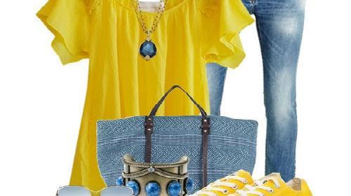 желтая блузка во сне