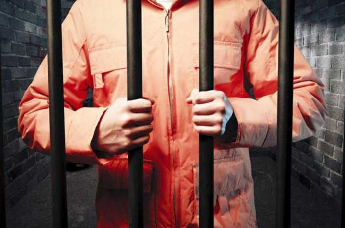 Снится сажают в тюрьму 78
