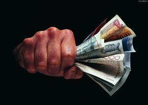Воровать деньги