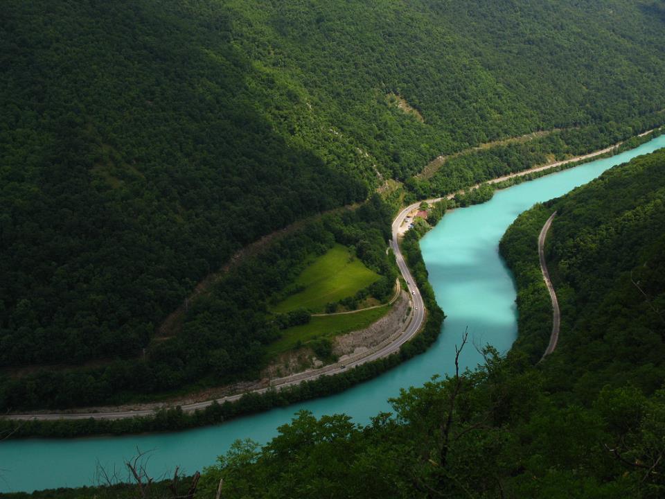 К чему снится теплая река фото