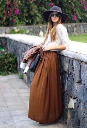 Сонник длинная зеленая юбка