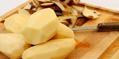 к чему снится чистить картошку