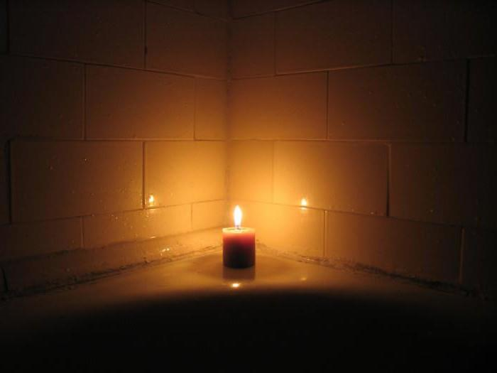 ставить свечу во сне