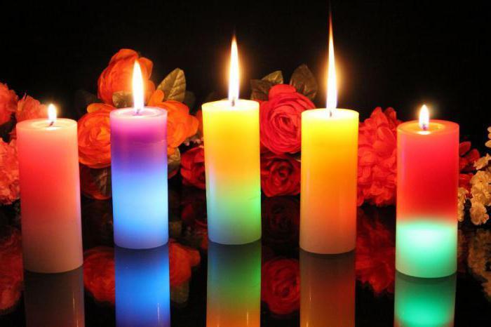 покупать свечи во сне