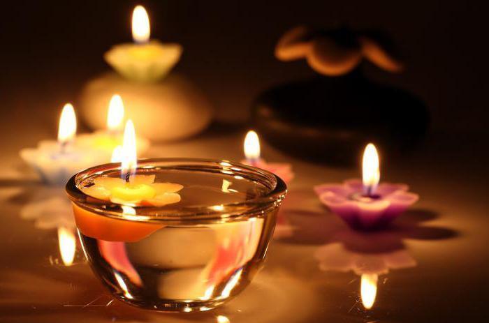 видеть во сне свечи