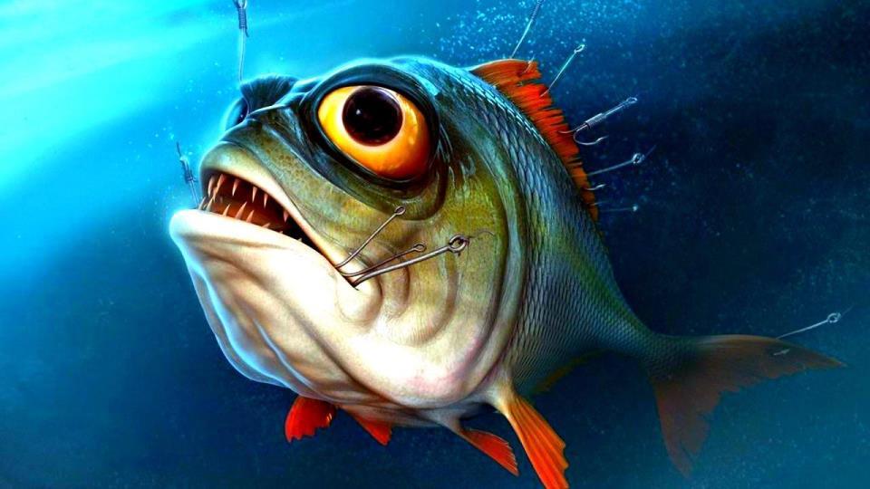 К чему снится говорящая рыба женщине фото