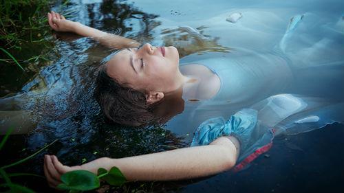 утонуть во сне
