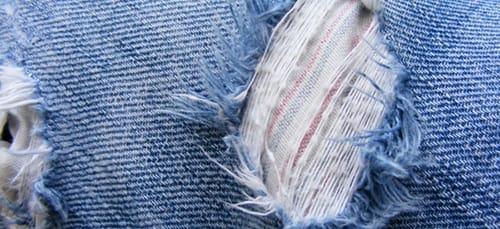 зашивать брюки