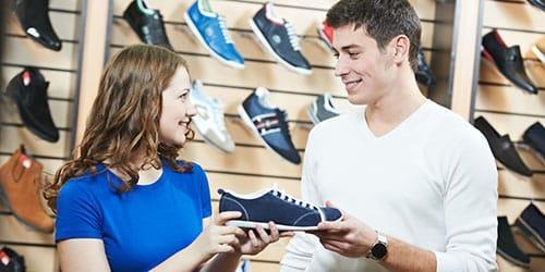 выбирать ботинки