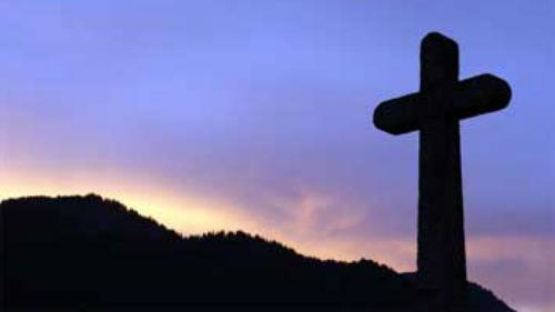 крест во сне