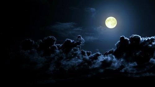 к чему снится полная луна женщине