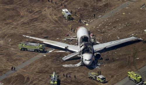 разбился самолет во сне