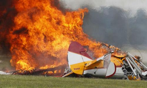 к чему снится что разбился самолет