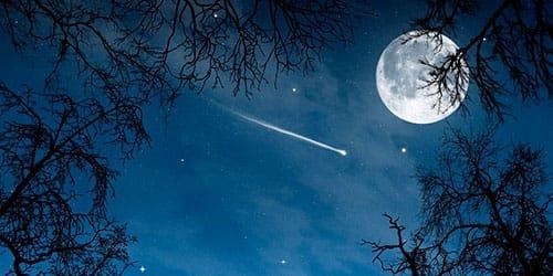 сонник падающая звезда