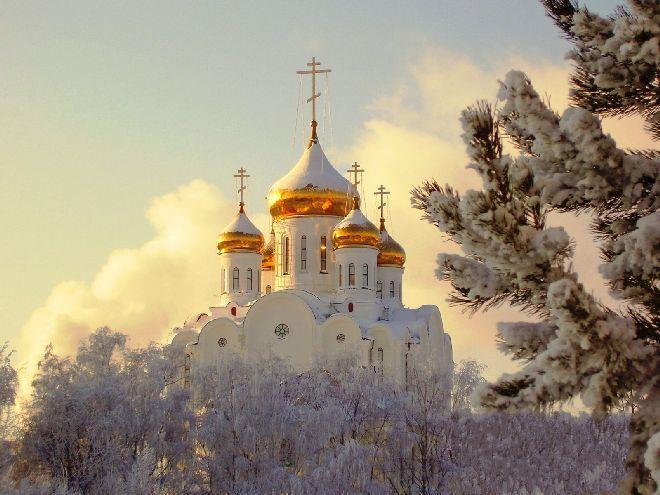 К чему снится колокольня церкви фото