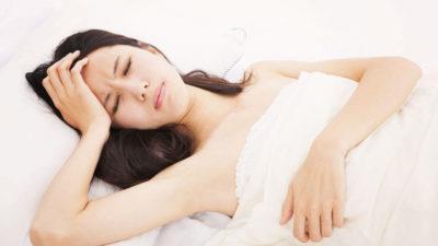 Кружится голова во сне. Причины хроническое заболевание