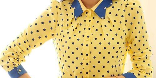 к чему снится желтая блузка