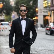 Мужчина в костюме