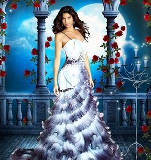 Подарили платье сон