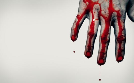Фото К чему снятся следы крови