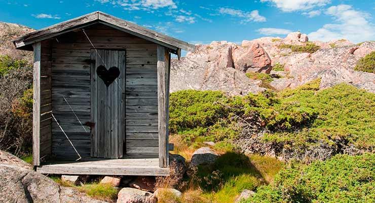 Снится деревянный туалет