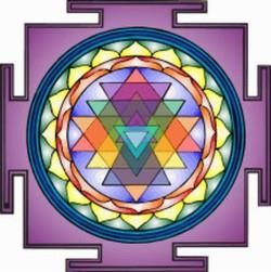 Медитация на Шри Янтру