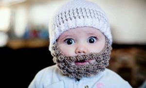 Молодой с бородой