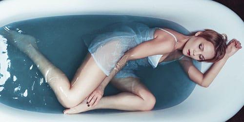 к чему снится полная ванна воды