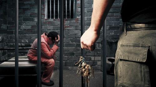 муж в тюрьме во сне
