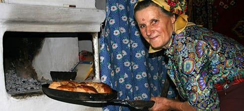 к чему снится печь пироги