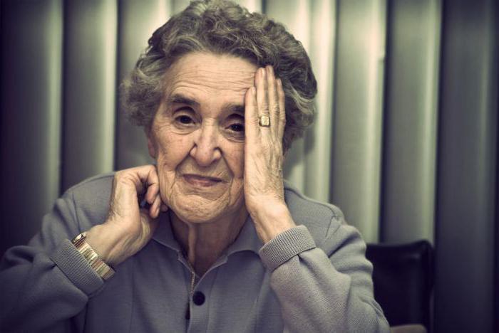Снится старая незнакомая бабка