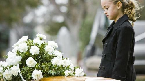 похороны родственника