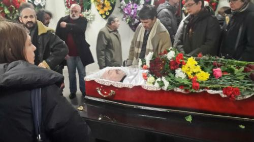 смерть уже умершего дедушки