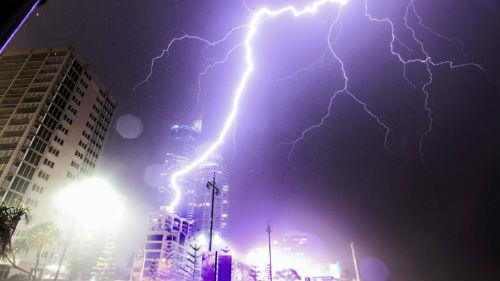 приснился удар молнии