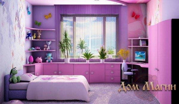 К чему снится розовая комната фото