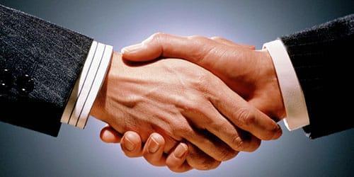 сонник рукопожатие