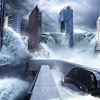 к чему снится наводнение потоп