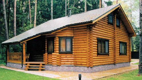 приснился домик из дерева