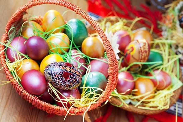 пасхальные яйца во сне сонник