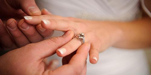 предложение о замужестве