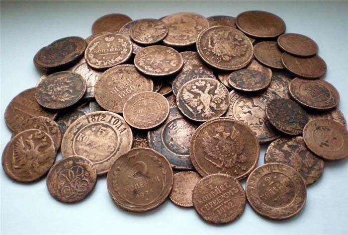 К чему снятся монеты (золотые, старинные)-2