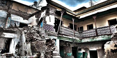 развалины своего дома во сне