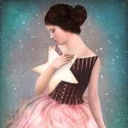 Девушка со звездой
