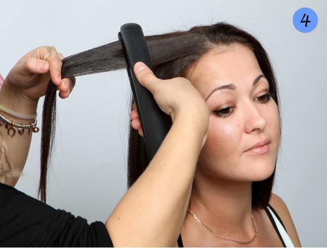 Выпрямлять волосы сонник